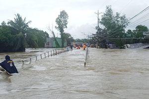 Ngập lụt tại Phú Quốc: Mưa gấp 7 lần trung bình hàng năm