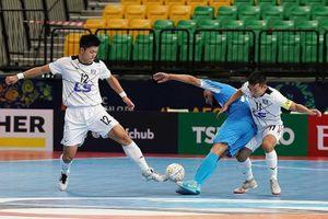 Thái Sơn Nam khẳng định sức mạnh trước nhà vô địch Trung Quốc