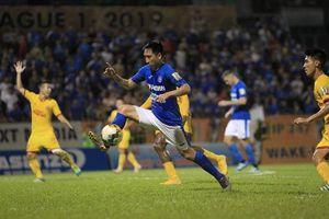 Cầu thủ Hải Huy bị đình chỉ thi đấu 2 trận