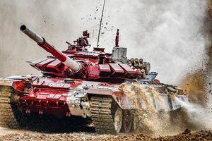 'Chiến binh' T-72B3 Việt Nam từng đua là xe tăng nhanh nhất hành tinh?