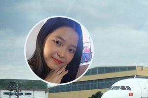 Vụ nữ sinh nghi 'mất tích' ở sân bay Nội Bài: Dòng trạng thái lạ trên Facebook
