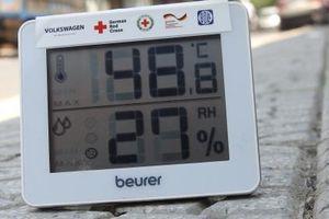 Hà Nội: Thành lập điểm tránh nóng trong những ngày gần 50°C