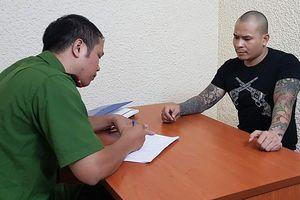 Bắt 'giang hồ mạng' đòi nợ thuê Quang 'Rambo'