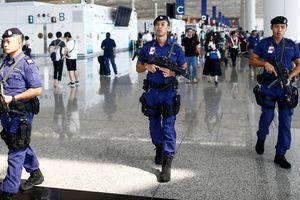 Tòa án Hồng Kông cấm biểu tình tại sân bay