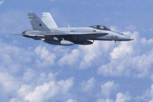 Nga tố máy bay chiến đấu NATO tiếp cận máy bay của Bộ trưởng Quốc phòng