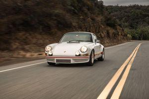 Porsche 911 cổ 'siêu hiếm' được đấu giá hàng tỷ đồng