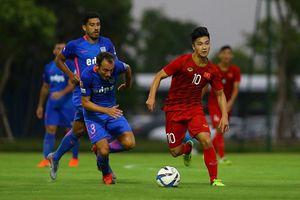 Martin Lo ghi bàn, U22 Việt Nam thắng đội bóng đến từ Hong Kong