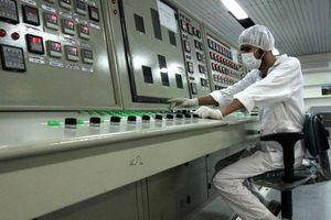 Iran xây dựng trung tâm công nghệ hạt nhân