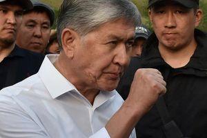 Cựu Tổng thống Kyrgyzstan bị buộc tội âm mưu đảo chính