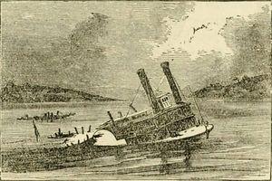 Thảm kịch đắm tàu tại Mỹ kinh hoàng hơn cả Titanic