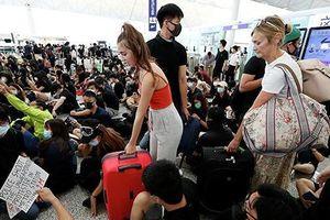 Biểu tình ở Hong Kong 'tăng nhiệt', ông Trump bất ngờ lên tiếng