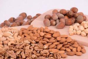 Tác hại khi ăn quá nhiều các loại hạt