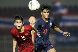 U18 Việt Nam 0-0 U18 Thái Lan: Đánh mất quyền tự quyết