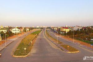 Nghệ An: 7 tháng tổng thu tiền sử dụng đất ước đạt 1.787,8 tỷ đồng
