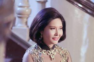 Danh ca Họa Mi tiết lộ về cuộc sống hạnh phúc bên chồng thứ 2 người Pháp gốc Việt