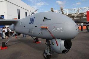 Máy bay không người lái của Thổ Nhĩ Kỳ hoạt động tại miền Bắc Syria