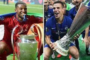 Siêu cúp châu Âu 2019 giữa Liverpool - Chelsea: Đi tìm 'Nhà vua' đích thực