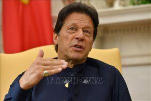 Thủ tướng Pakistan thị sát khu vực Kashmir