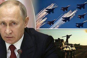 Rục rịch lập căn cứ ở Vịnh Ba Tư: Nga 'chiếu tướng' Mỹ, ý định biến Iran thành 'Syria thứ hai'?