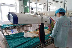 Cập nhật thông tin sức khỏe 3 bé ở Hà Nam bị bỏng nặng, cấp cứu tại Hà Nội