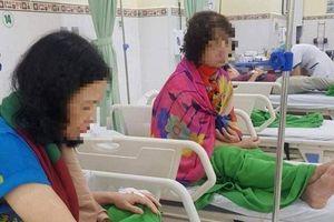 Tin mới vụ đoàn du khách Hà Nội nhập viện sau khi ăn bánh tráng thịt heo
