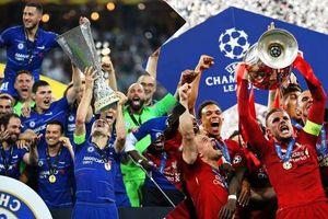 Tiền thưởng cho đội vô địch siêu cúp châu Âu là 'khủng' nhất lịch sử