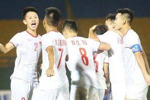 Giải U18 ĐNA: Hòa Thái Lan, U18 Việt Nam mất quyền tự quyết