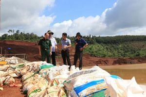 Kiểm tra lại tất cả các hạng mục của thủy điện Đắk Kar
