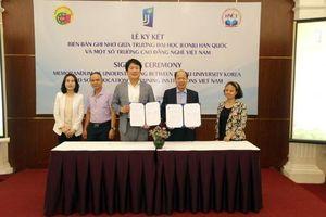 Hợp tác đào tạo với Hàn Quốc nâng cao chất lượng nguồn nhân lực