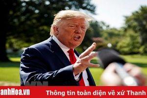 Tổng thống Donald Trump đe dọa Mỹ sẽ rút khỏi tổ chức WTO