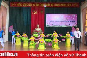 Huyện Lang Chánh tổ chức cuộc thi 'Học tập Di chúc của Chủ tịch Hồ Chí Minh' năm 2019