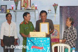 Công an huyện Tân Phú: Nhiều hoạt động thiết thực vì dân