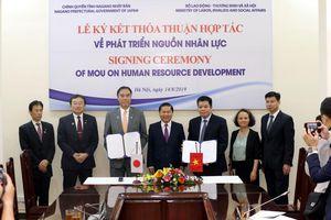 Thêm nhiều cơ hội cho thanh niên Việt Nam sang Nhật Bản làm việc
