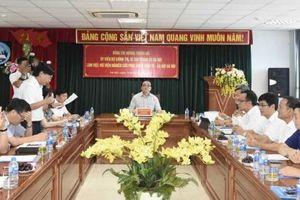 Bí thư Thành ủy Hoàng Trung Hải làm việc với Viện Nghiên cứu phát triển kinh tế - xã hội Hà Nội