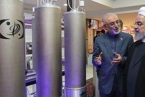 Dự trữ uranium làm giàu của Iran vượt xa ngưỡng cho phép