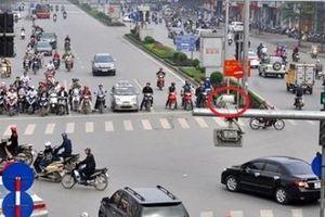 Nhiều lái xe bị phạt lũy tiến vì đi vào đường BRT