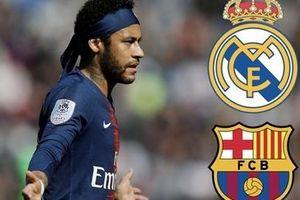 Dùng Neymar làm 'mồi', PSG câu được cả Barca và Real