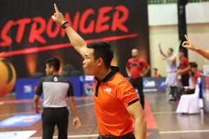 HLV Phan Thanh Cảnh: 'Không có chuyện chúng tôi thi đấu cho xong ở trận đấu tới'