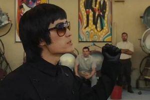 Huyền thoại Lý Tiểu Long trong phim mới của Brad Pitt gây tranh cãi