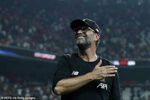 Liverpool vô địch Siêu cúp châu Âu, HLV hai đội nói gì?