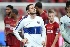 Lampard: 'Tôi là kẻ thất bại tồi tệ nhất thế giới'