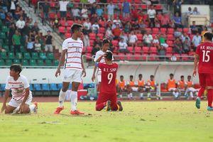 Thái Lan chơi fair play, Campuchia loại Việt Nam