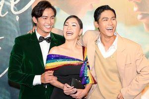 Hồng Đào vui vẻ hội ngộ đồng nghiệp sau khi ly hôn Quang Minh