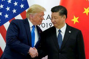 TT Trump: Ông Tập có thể giải quyết 'nhân đạo' vấn đề Hong Kong