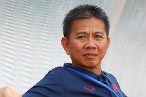 HLV Hoàng Anh Tuấn: 'Thất bại trước Campuchia không thể bào chữa'