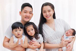 Hải Băng lên tiếng về việc đã sinh 3 con nhưng Thành Đạt chưa cưới