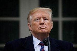 Ông Trump tiếp tục đổ lỗi FED khiến thị trường tài chính hỗn loạn
