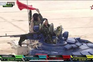 Việt Nam giành vị trí cao tại chung kết Tank Biathlon 2019