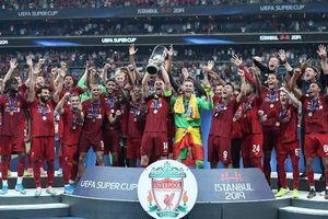 Thắng luân lưu kịch tính, Liverpool giành Siêu cúp châu Âu