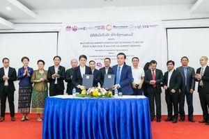 Ngân hàng Việt Nam đẩy mạnh kinh doanh tại Lào